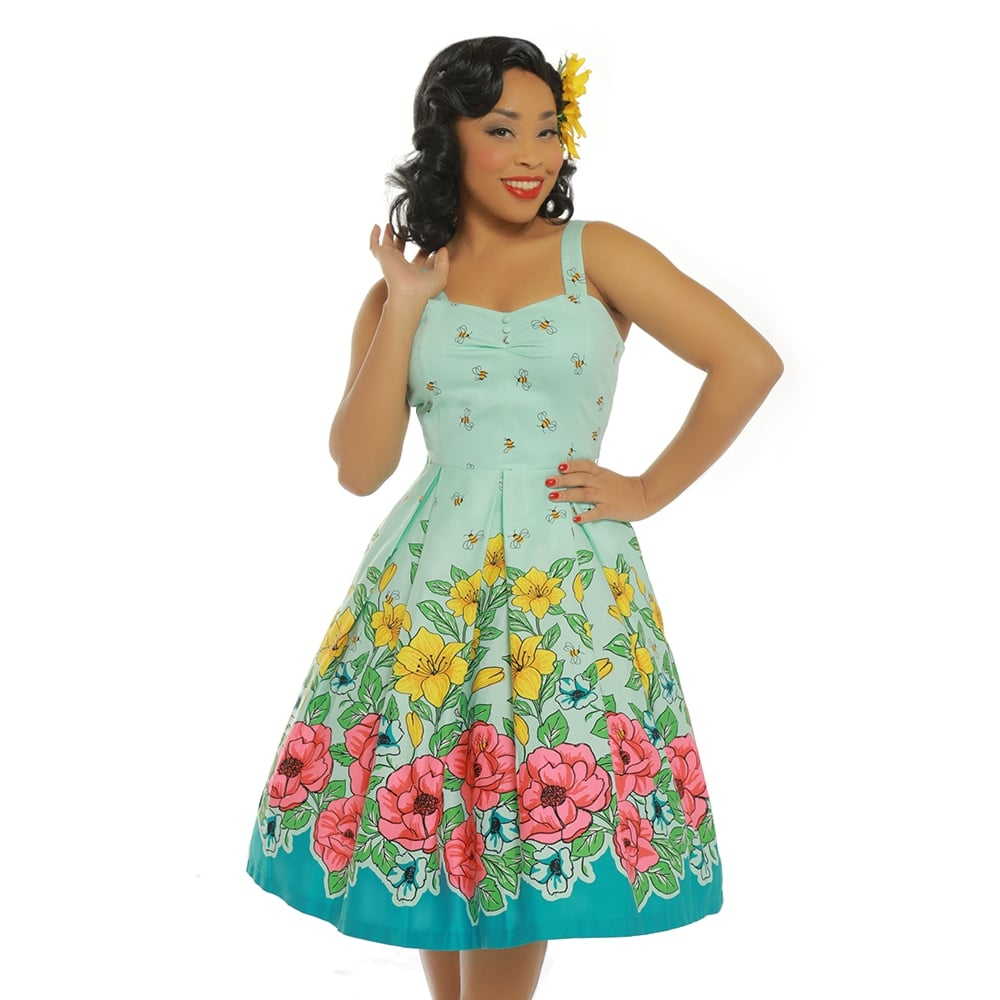 bernice-mint-green-floral-bee-print-swing-dress-p3459-19905_zoom